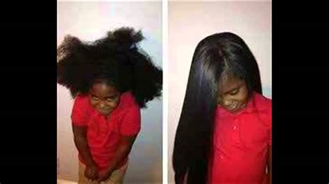 Best African American Hairstyles For Kids With Long Hair