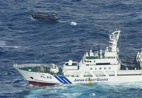 Boat Trader Japan by Ghost Ships Believed To Be From Korea Appear
