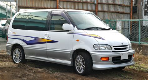 Nissan Serena Picture by 1994 Nissan Serena C23m Pictures Information And