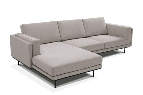canapé avec méridienne canapé d 39 angle avec méridienne kouvola svellson