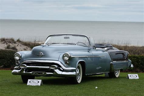 Oldsmobile : 1953 Oldsmobile Fiesta Convertible