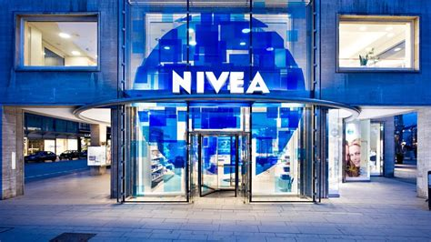 Beiersdorf Opens The World's First 'nivea Haus