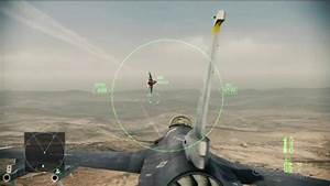 Ace Combat Assault Horizon Lock On Gameplay Movie