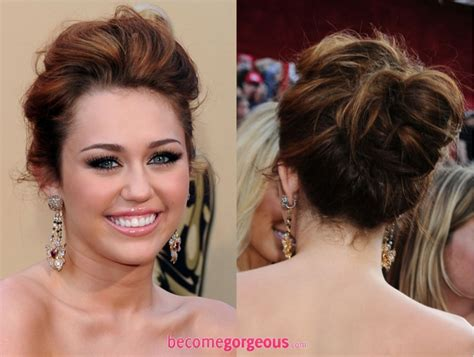 New Year's Eve Updo Hairstyles