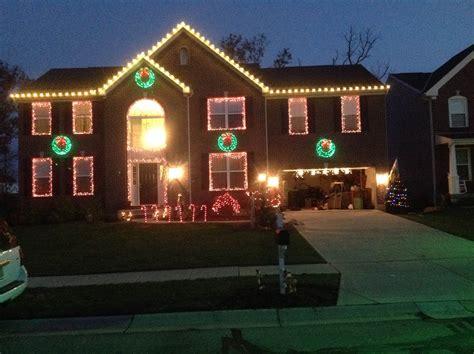 christmas lights in cincinnati ohio christmas lights displays around cincinnati and northern
