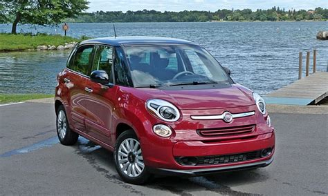 Fiat Boat Car Price by Fiat 500l Photos Fiat 500l Front Angle