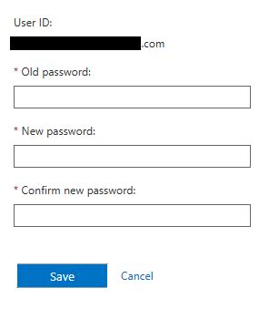 Office 365 Mail Change Password by Change Office 365 Email Login Password