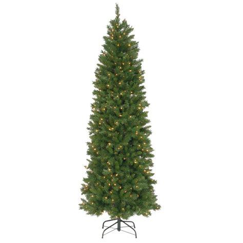 national tree company 7 1 2 ft pennington fir hinged