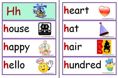Words  Abc Teaching Resources