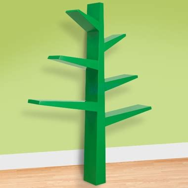 babyletto spruce tree bookcase babyletto spruce tree bookcase in green free shipping 4241