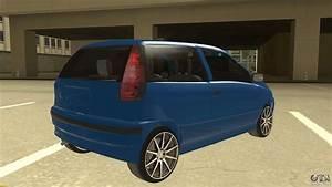 Fiat Punto Mk1 Tuning For Gta San Andreas
