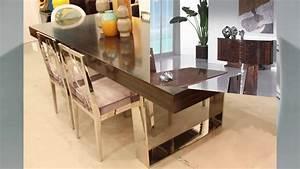 Tische Für Wohnmobile : moderne tische f r esszimmer youtube ~ Jslefanu.com Haus und Dekorationen