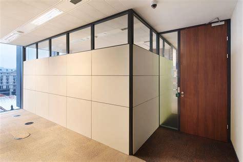 isolation phonique bureau élégant cloison amovible bureau élégant design à la