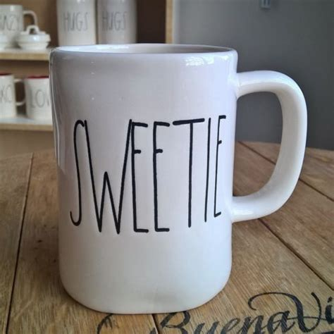 17 Best images about Rae Dunn pottery on Pinterest   Cookie jars, Canister sets and Black letter