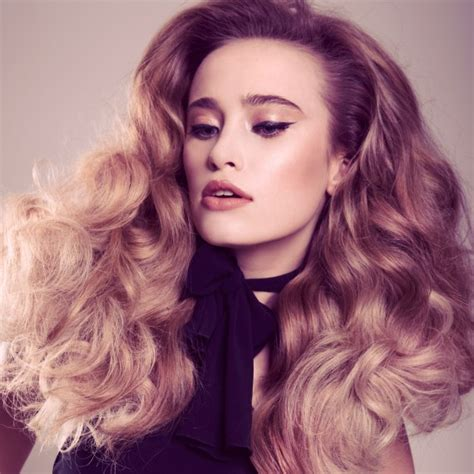 Curly Retro Hairstyles by Curly Hairstyles Modern Retro Curls Hairstyle
