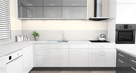 cuisine equipee solde awesome meuble de cuisine gris laque gallery amazing