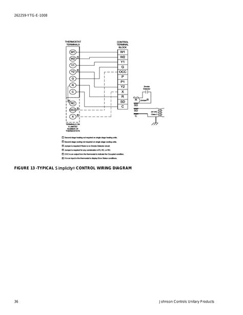 13 typical simplicity 174 wiring diagram figure 13 typical simplicity york dm 300 user