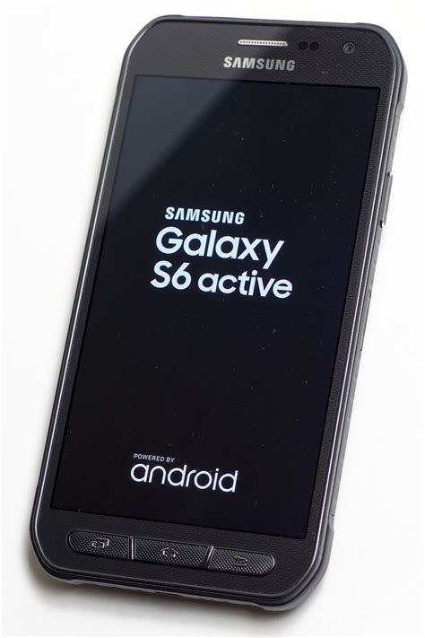 Samsung Galaxy S6 Active Wikipedia