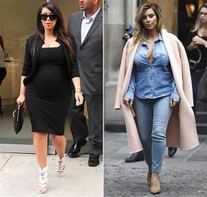 Kim Kardashian: Das Geheimnis ihres After-Baby-Bodys