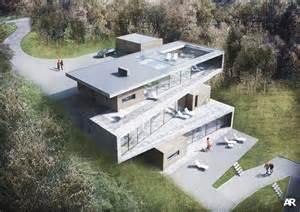 small split level house plans folding house e architect