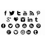 Icons Social Transparent Networking Mass Computer Network