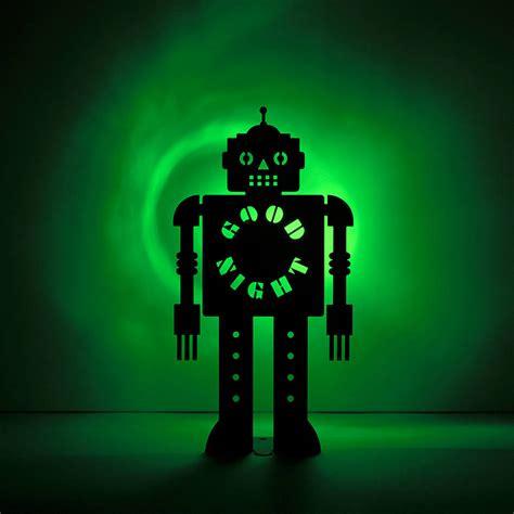 Robot Light by Kid S Robot Nightnight Light By The Original Metal Box