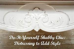 Shabby It Yourself : do it yourself shabby chic distressing to add style ~ Frokenaadalensverden.com Haus und Dekorationen