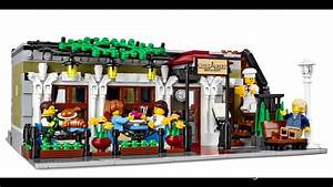 LEGO 10243 - Parisian Restaurant | Official Images! - YouTube
