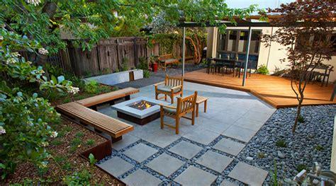 Design A Backyard by 16 Captivating Modern Landscape Designs For A Modern Backyard