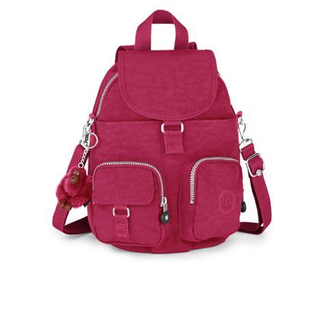 kipling s firefly medium backpack berry womens accessories thehut