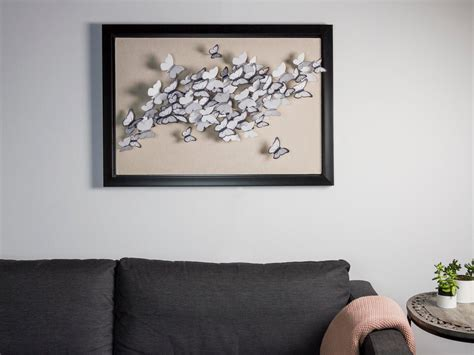 create  dreamy butterfly art hgtv