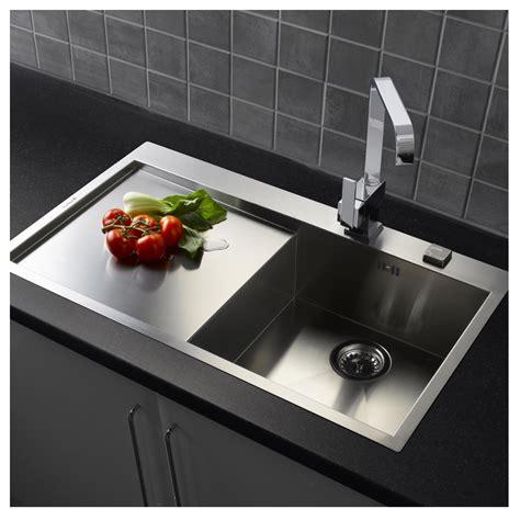 kitchen sink drainer reginox ontario l10 single bowl drainer sinks taps 5712