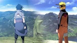 """Naruto vs. Sasuke """"Final Battle"""" Preview --- NARUTO ..."""