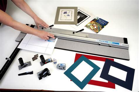 picture mat cutter pre cut matting vs diy