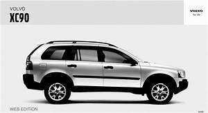 05 Volvo Xc90 2005 Owners Manual