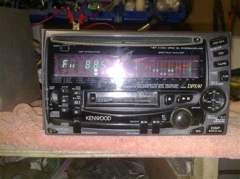 kenwood truck for sale kenwood dpx 90 for sale in youghal cork from martino130