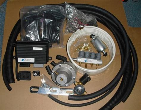 Lo.gas Propane Lpg Sequential Injection System Conversion