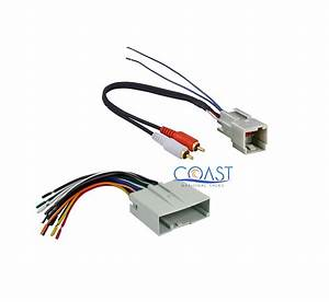 Aftermarket Radio Amplifier Wiring Harness For 2003
