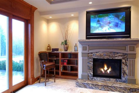 mounting a tv a fireplace modern library room ideas with black lcd plasma mounting