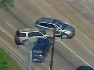 Man Fatally Shot After Police Chase, Multi-Vehicle Crash ...
