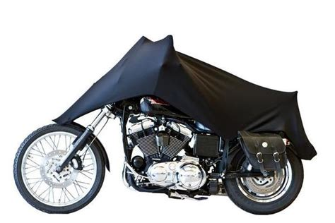 Stretch Fit Motorcycle Covers