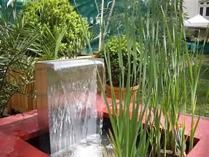 Jeux D Eau Jardin : eau jardin paysagiste pourrain et auxerre cr ation de ~ Melissatoandfro.com Idées de Décoration