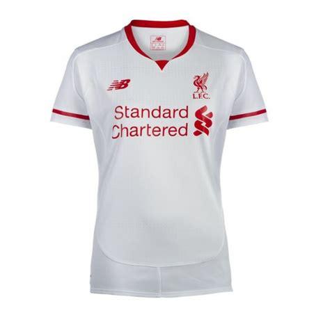 Liverpool Away Shirt 2015