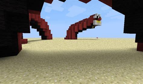 sand worm minecraft project