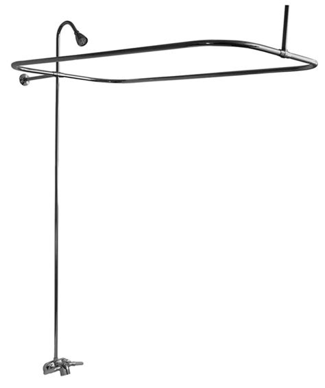 converto shower kits for clawfoot tubs