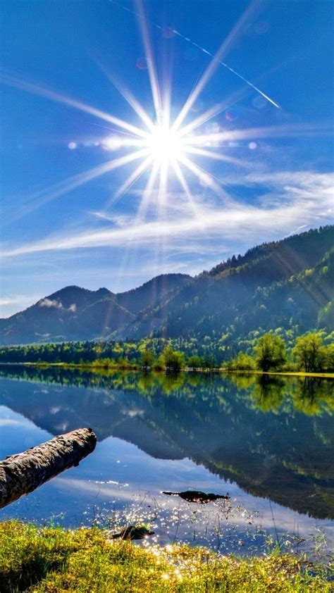 sunny nature pictures wallpaper