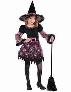 Déguisement Enfant Halloween : d guisement sorci re rose halloween enfant mister fiesta ~ Melissatoandfro.com Idées de Décoration