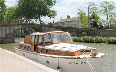 Canal Du Midi Boat Rental by Boat Trips Languedoc Boat Hire Languedoc Canal Boats