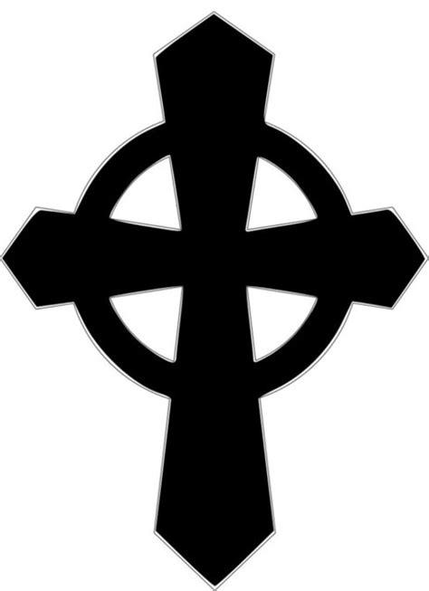Irish Celtic Cross Yard Stake 3' Tall - Traditional