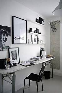 best simple home office ideas 75 Small Home Office Ideas For Men - Masculine Interior Designs